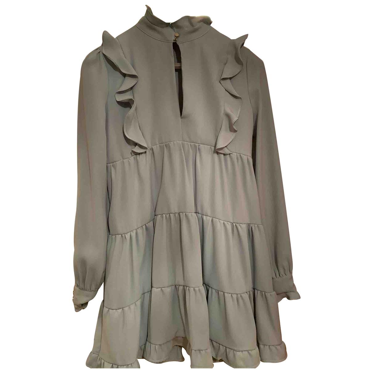 Mini vestido Mangano