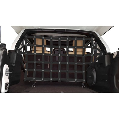 DirtyDog 4x4 Pet Divider - Rear (Black) - JL4PD18RBK