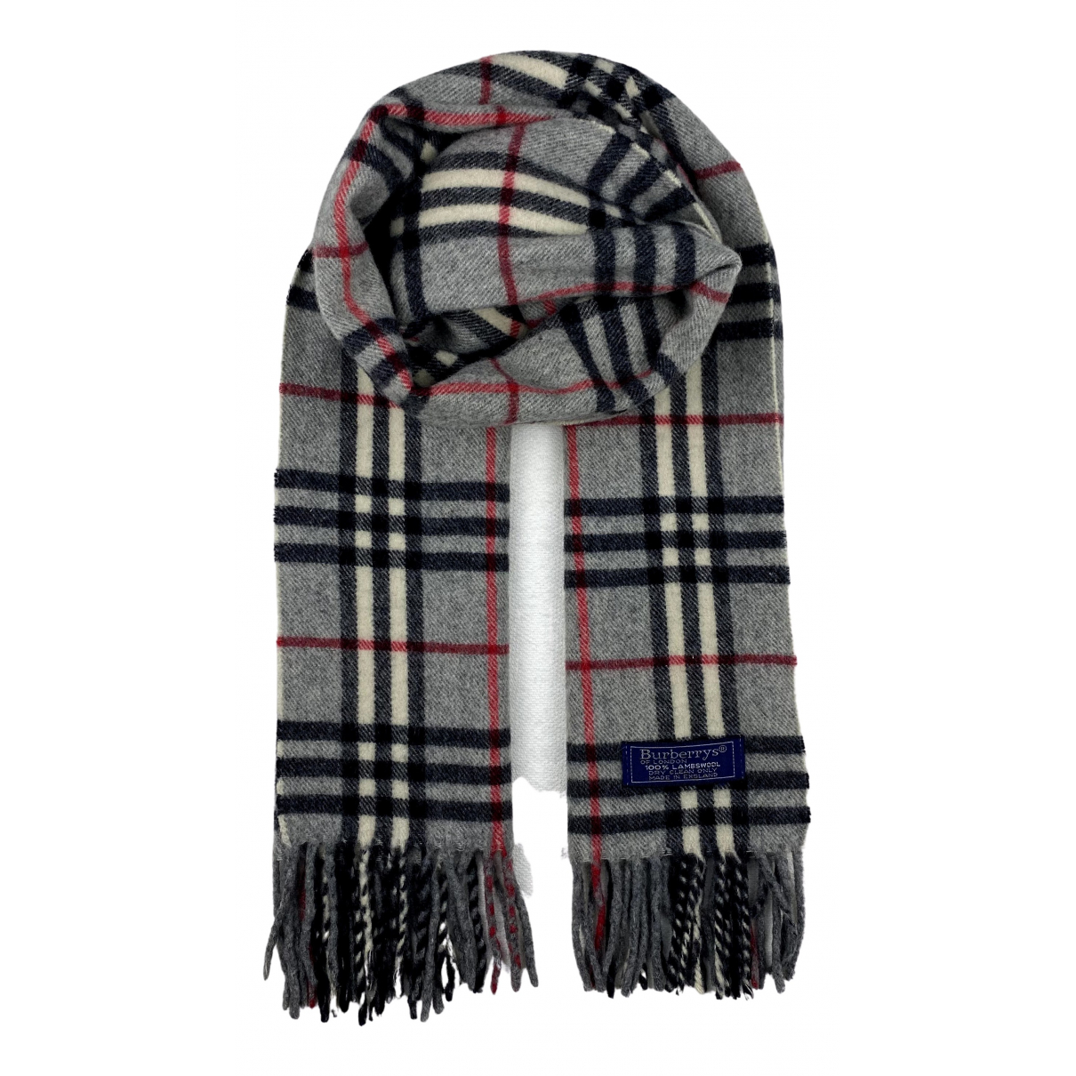 Burberry N Multicolour Wool scarf & pocket squares for Men N