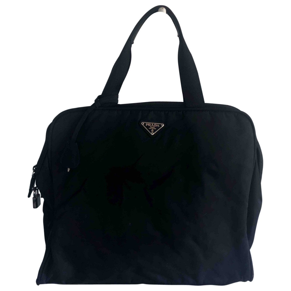 Prada \N Black handbag for Women \N
