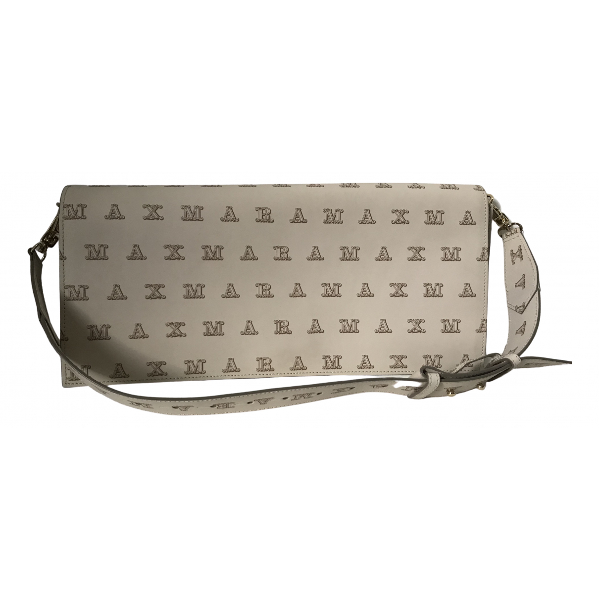 Max Mara N Beige Leather handbag for Women N
