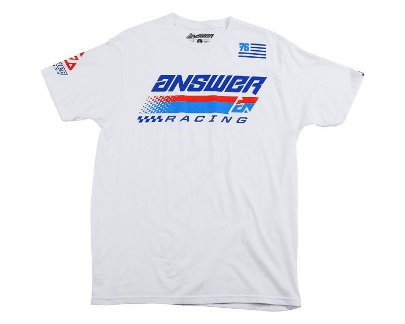 Answer 445081 Korza T-Shirt White MD