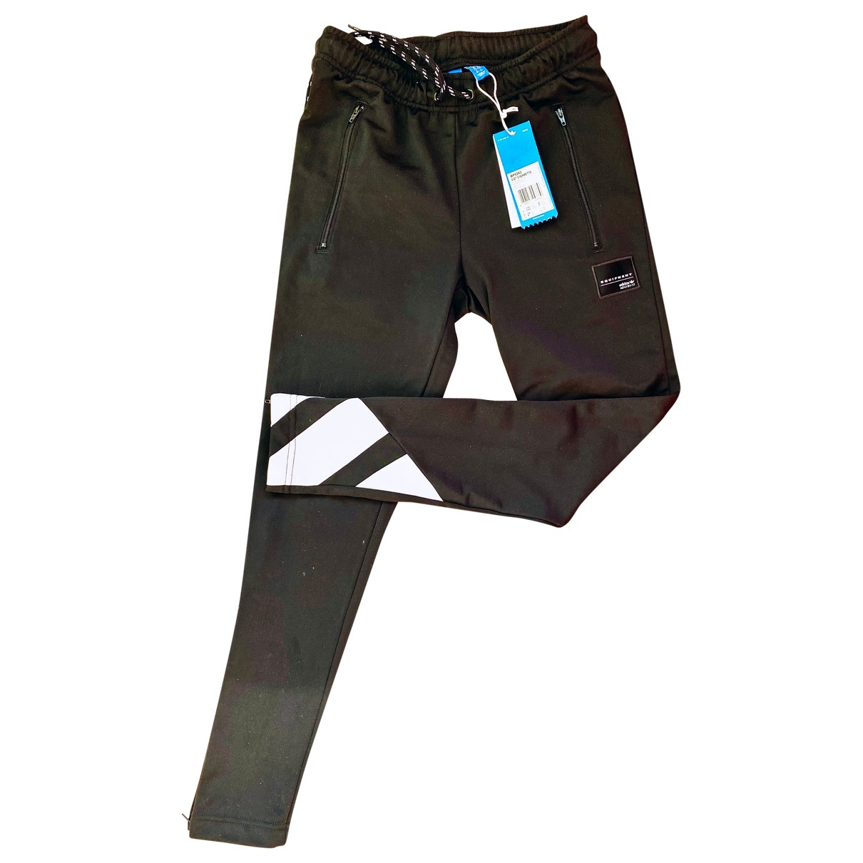 Adidas \N Hose in  Schwarz Polyester