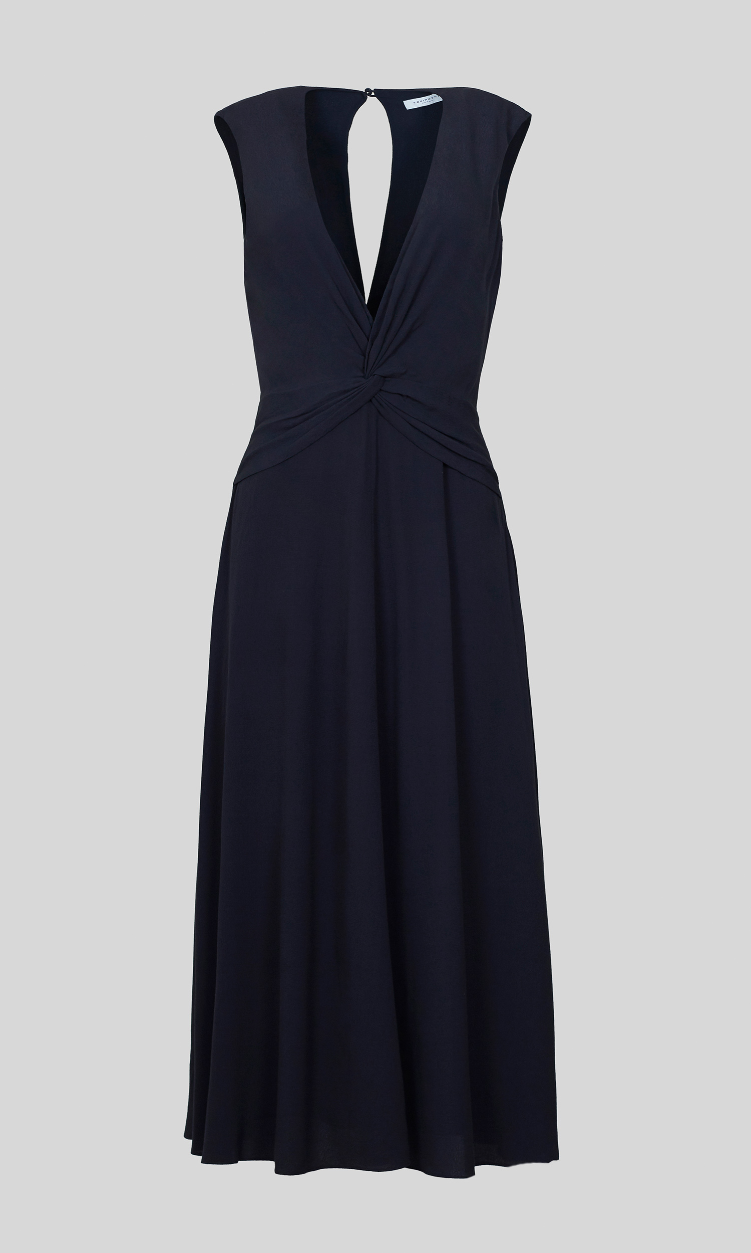 Sleeveless Faun Dress by Equipment