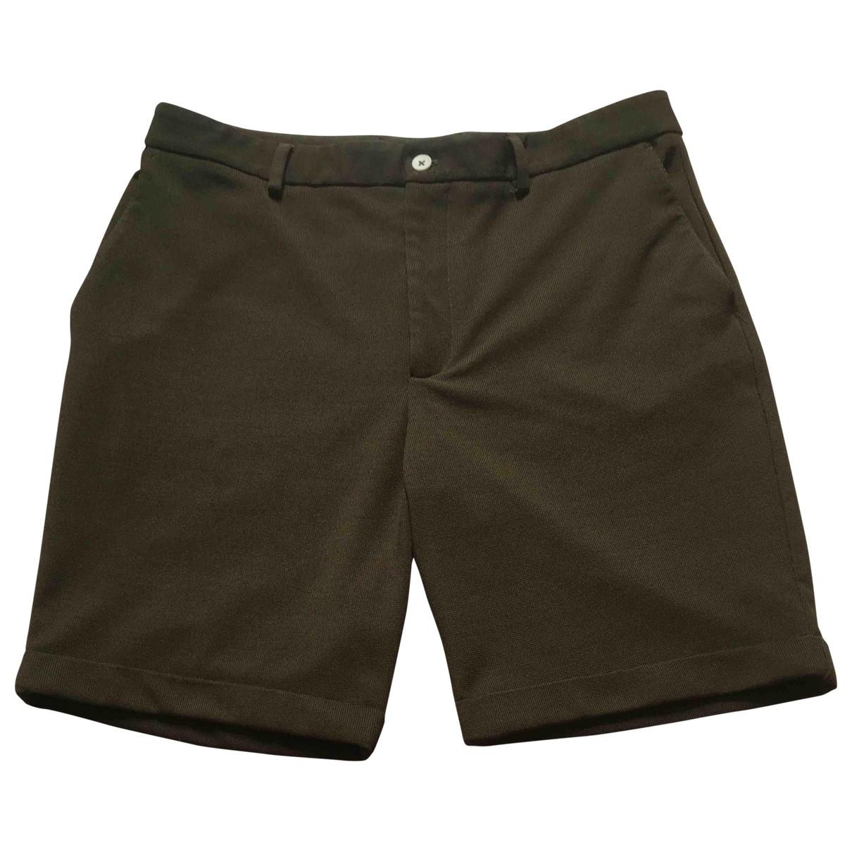 Zara \N Green Shorts for Men 32 UK - US