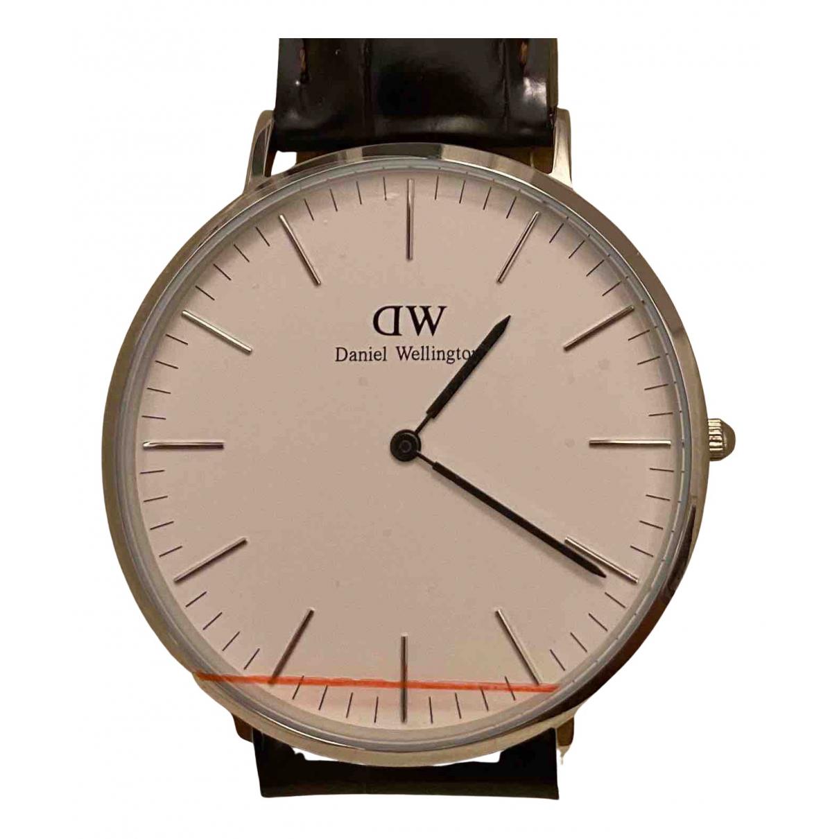 Daniel Wellington N Brown Steel watch for Men N