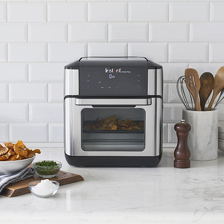 Instant Pot 10Qt Vortex Plus Air Fryer Oven, One Size , Stainless Steel