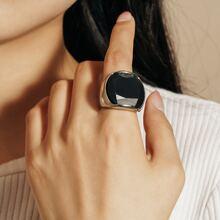 Zweifarbiger Ring