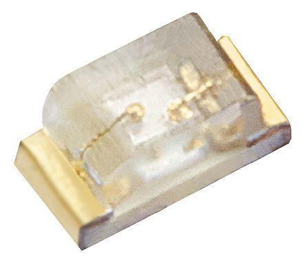 Kingbright 2.5 V Green LED 1005 (0402) SMD,  KPHHS-1005CGCK (50)