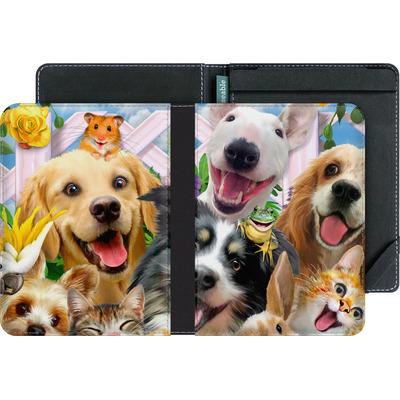 tolino vision 2 eBook Reader Huelle - Selfie Backyard Pals von Howard Robinson
