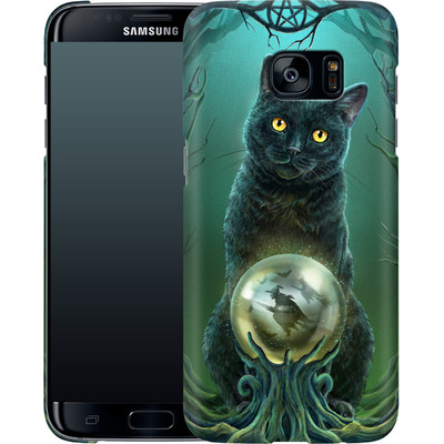 Samsung Galaxy S7 Edge Smartphone Huelle - Rise of the Witches von Lisa Parker