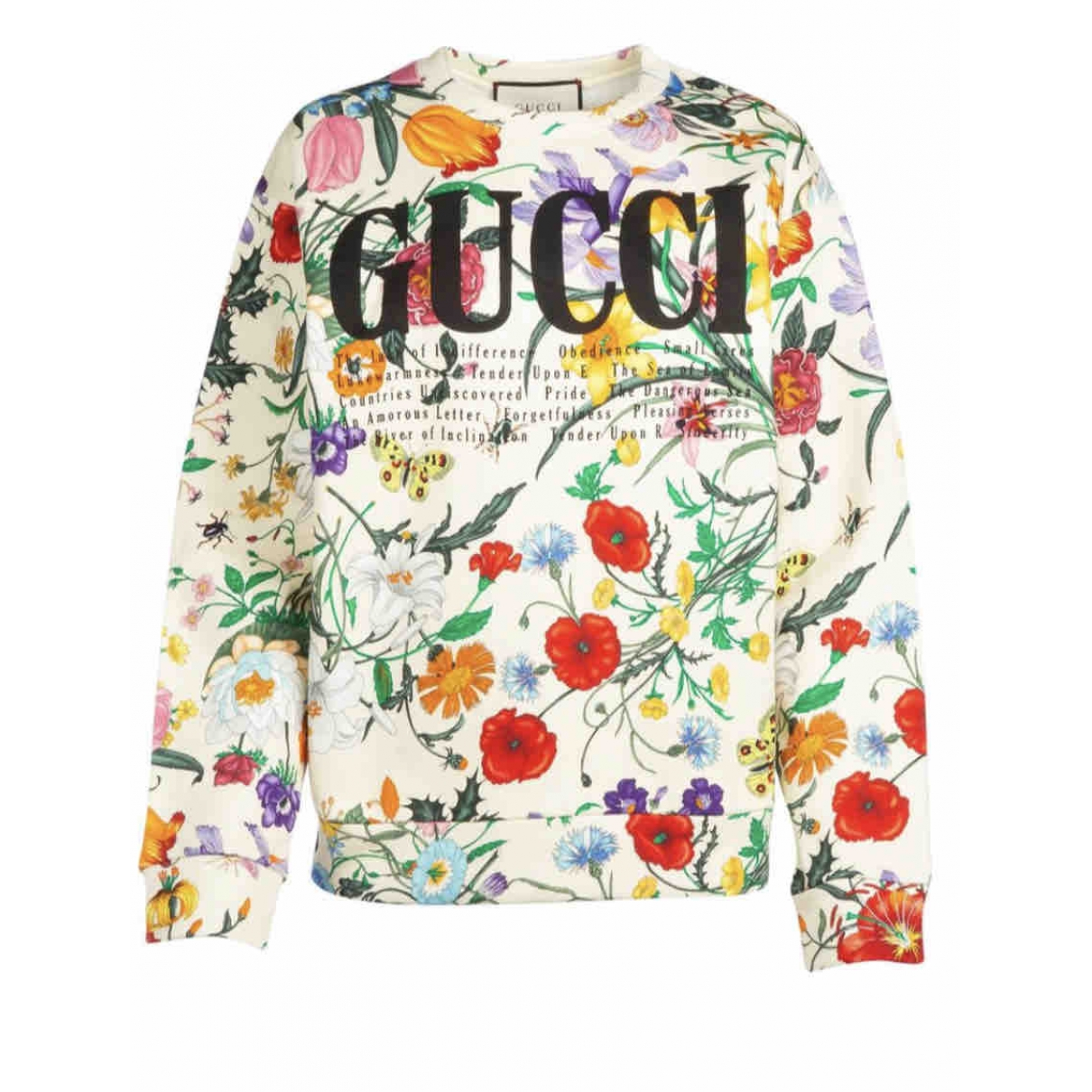 Gucci \N Multicolour Cotton Knitwear for Women M International