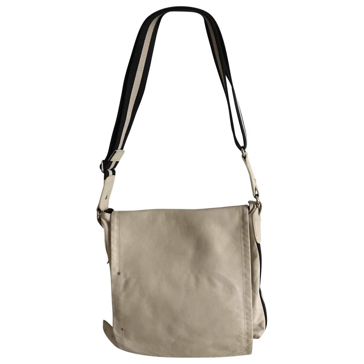 Bally \N Beige Leather handbag for Women \N