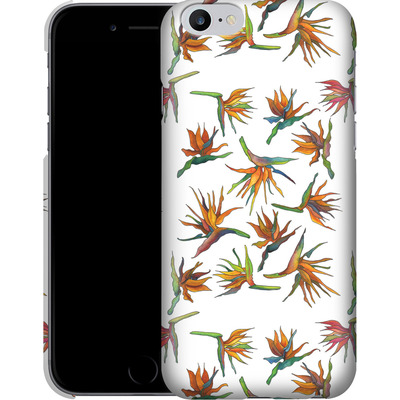 Apple iPhone 6 Plus Smartphone Huelle - Paradise Flower Pattern von Kaitlyn Parker