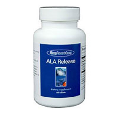 ALA Release 60 Tabs by Nutricology/ Allergy Research Group