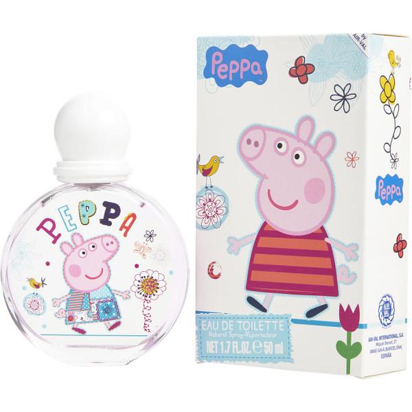 Peppa Pig - Air Val International Eau de toilette en espray 50 ml