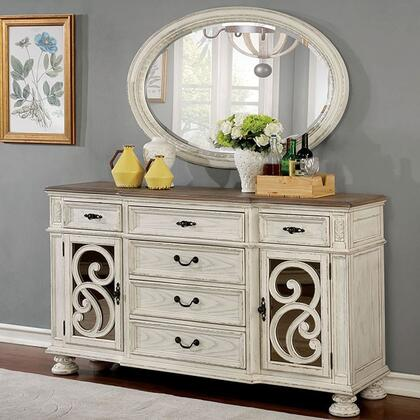 Arcadia Collection CM3150WH-SV 68