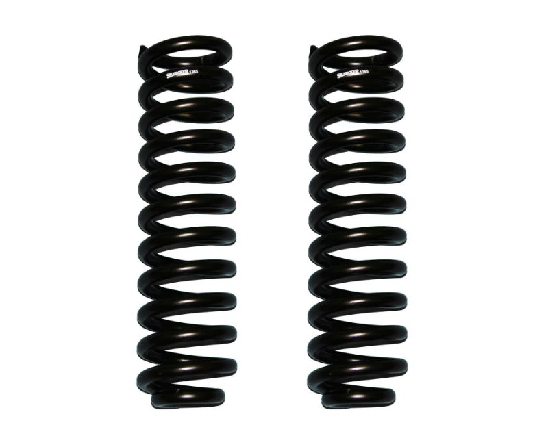 Skyjacker 136 Ford Softride Coil Spring 83-97 Ranger 84-90 Bronco II 91-91 Explorer Set Of 2 Front w/6 Inch Lift Black