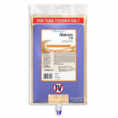 Tube Feeding Formula Case of 6 by Nestle Healthcare Nutrition