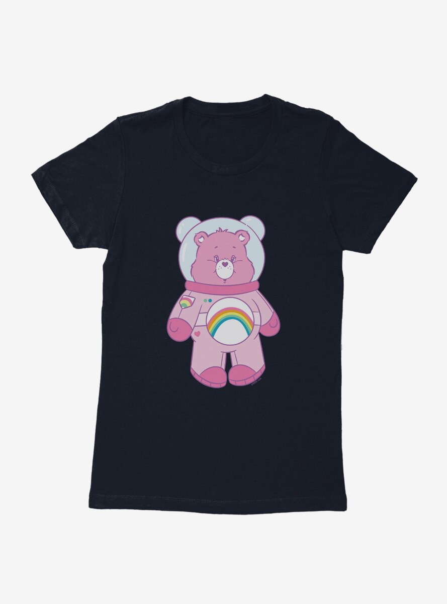 Care Bears Cheer Bear Space Suit Womens T-Shirt