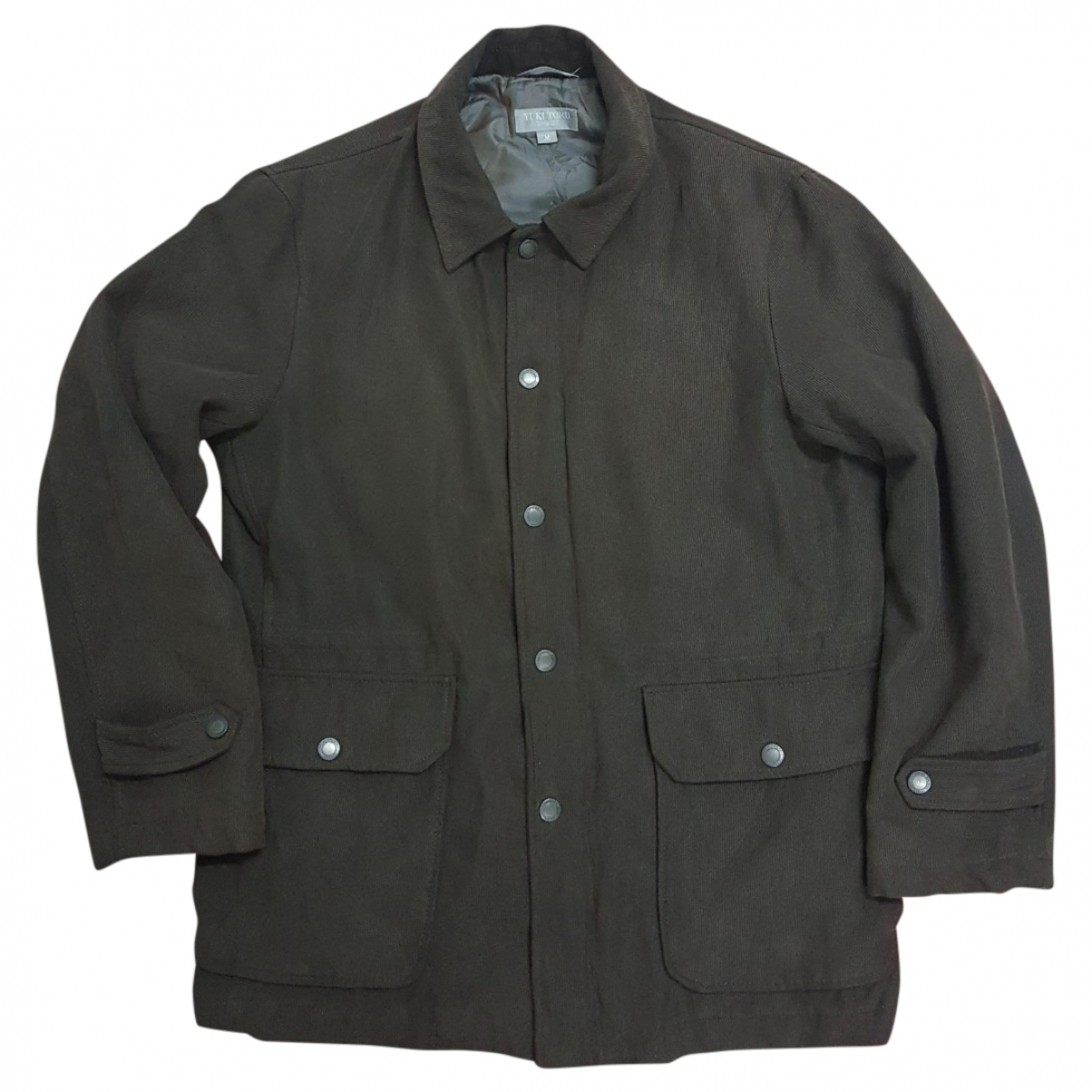 Yuki Torii \N Brown Velvet jacket  for Men M International