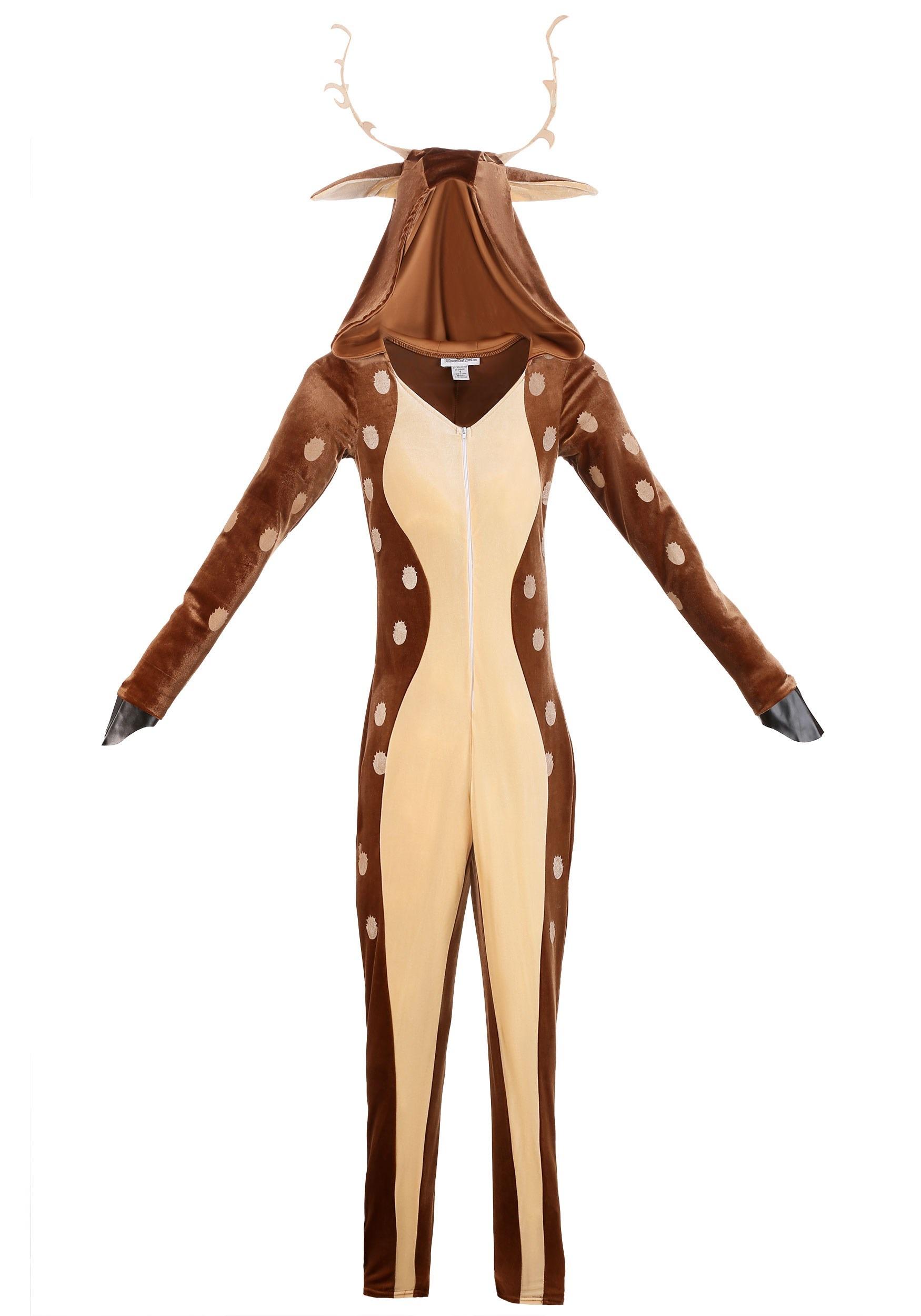 Women's Fawn Costume
