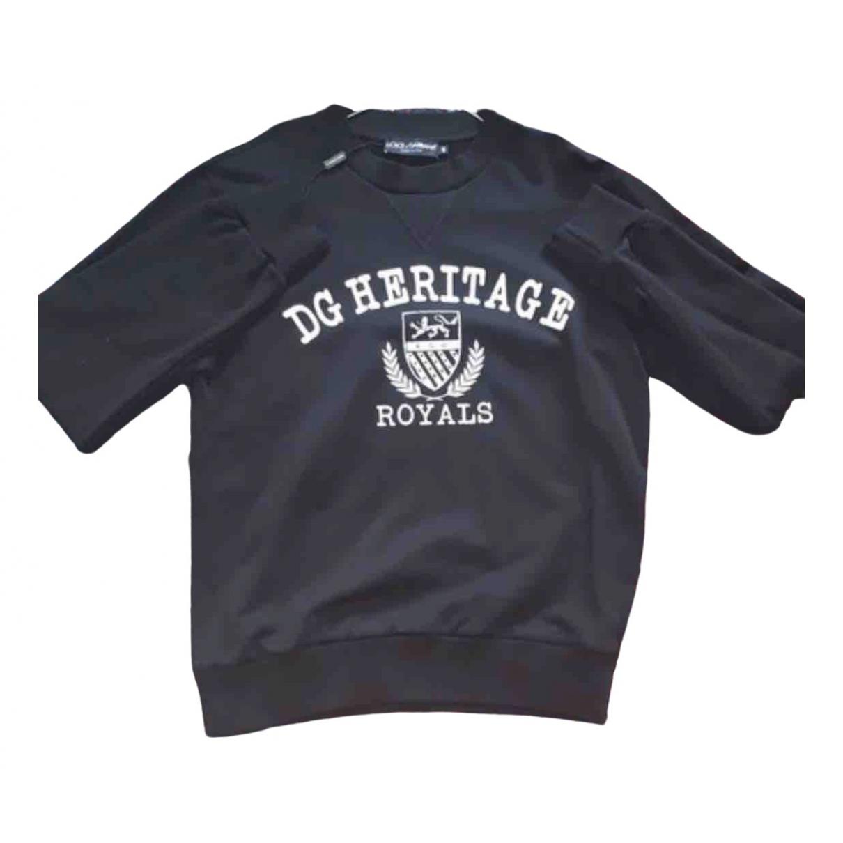 Dolce & Gabbana \N Black Cashmere Knitwear & Sweatshirts for Men M International