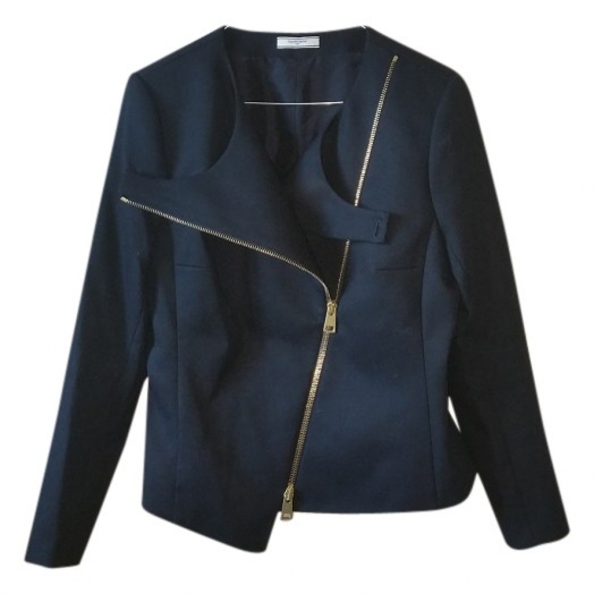 Bouchra Jarrar \N Black Wool jacket for Women 42 FR
