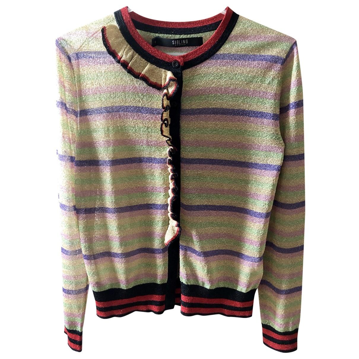 Sibling \N Metallic Knitwear for Women S International