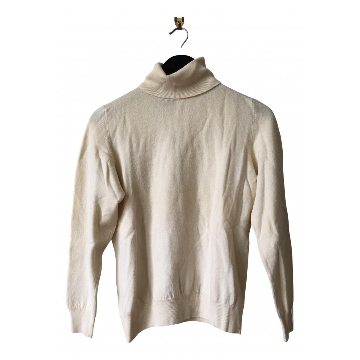 Gucci - Pulls.Gilets.Sweats   pour homme en laine - ecru