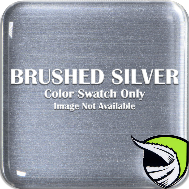 Tufskinz FRD021-DUM-G Rear Bumper Ridge Inserts Fits 09-14 Ford F-150 20 Piece Kit in Brushed Silver