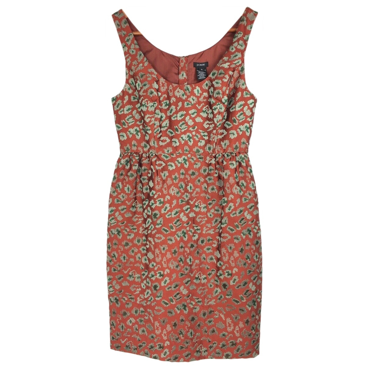 J.crew \N Orange dress for Women 0 0-5