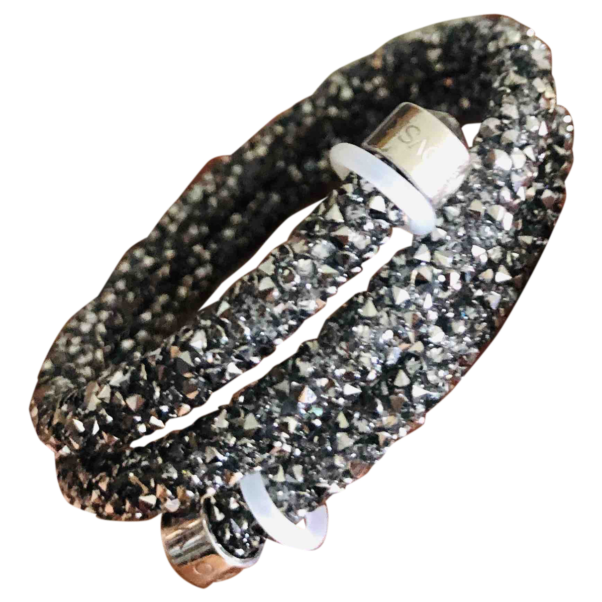 Swarovski N Silver Crystal bracelet for Women N