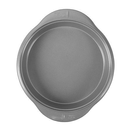 Wilton Brands Everyday Bakware Cake Pan, One Size , Gray