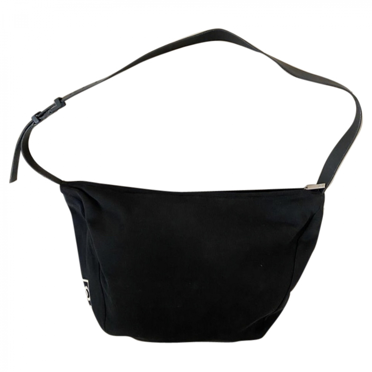 Chanel \N Black Cloth handbag for Women \N