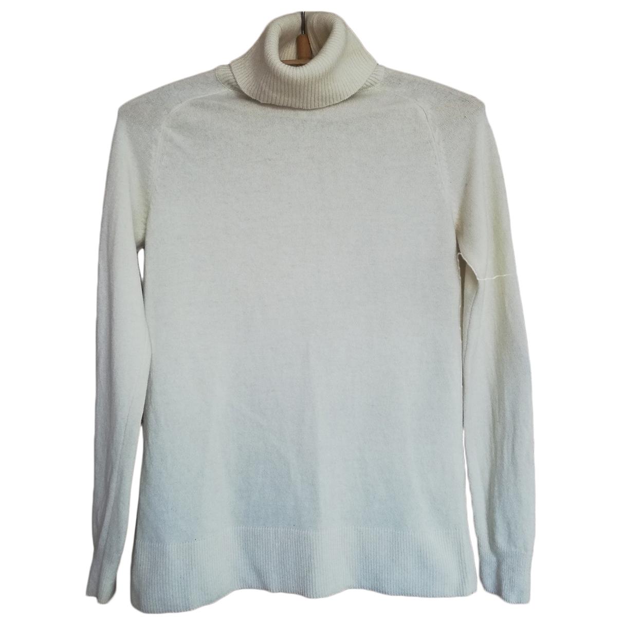 Massimo Dutti \N Beige Wool Knitwear for Women 34 FR