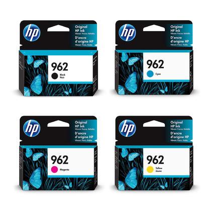 HP 962 3YQ25AN#140 3HZ99AN 3HZ96AN 3HZ97AN 3HZ98AN cartouche d'encre originale combo BK/C/M/Y