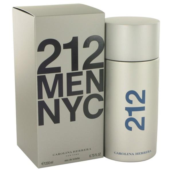 212 Men - Carolina Herrera Eau de toilette en espray 200 ML