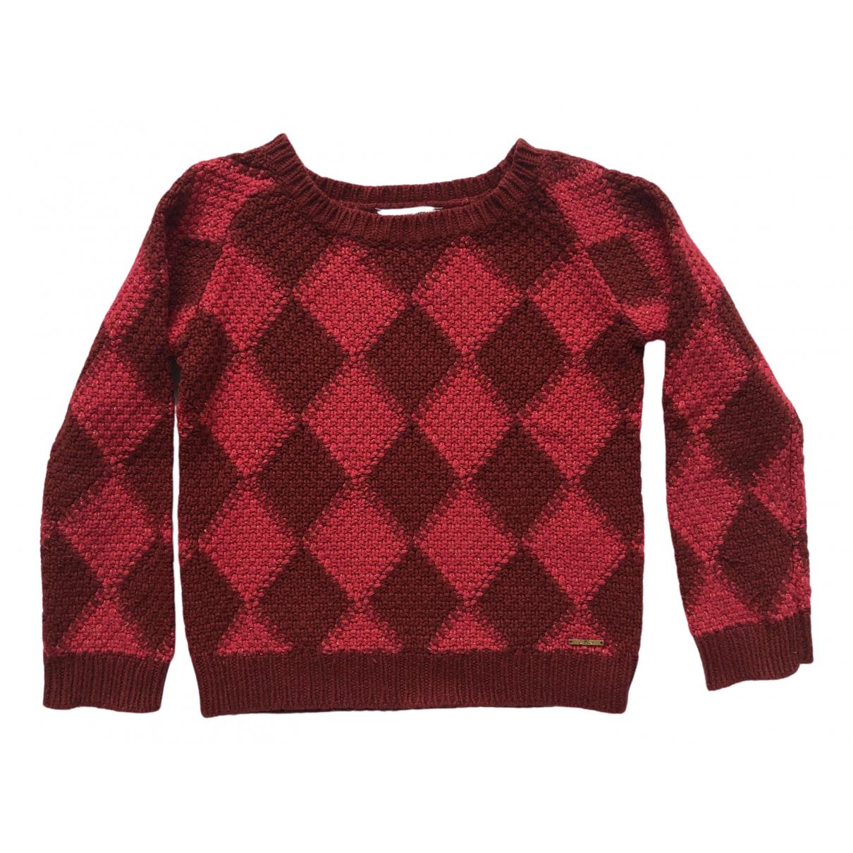 Little Marc Jacobs - Pull   pour enfant en coton - rose