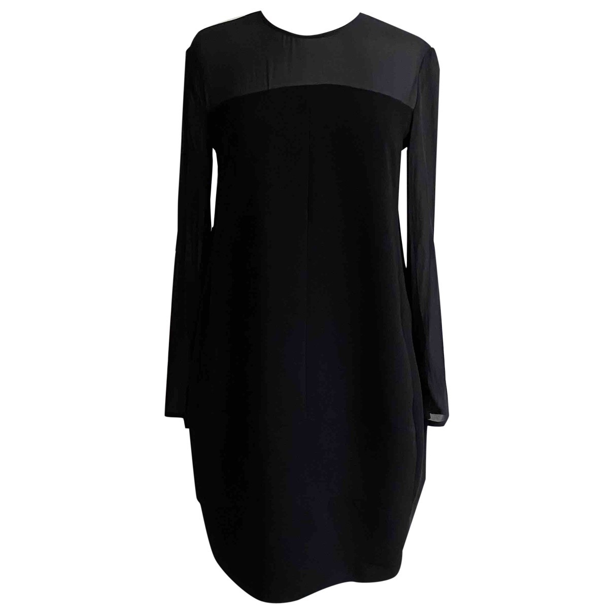 Celine \N Black dress for Women 38 FR