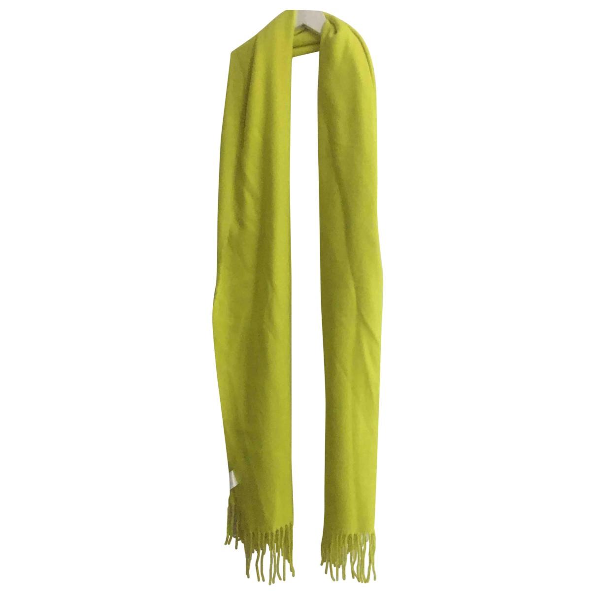 Monki - Foulard   pour femme - jaune