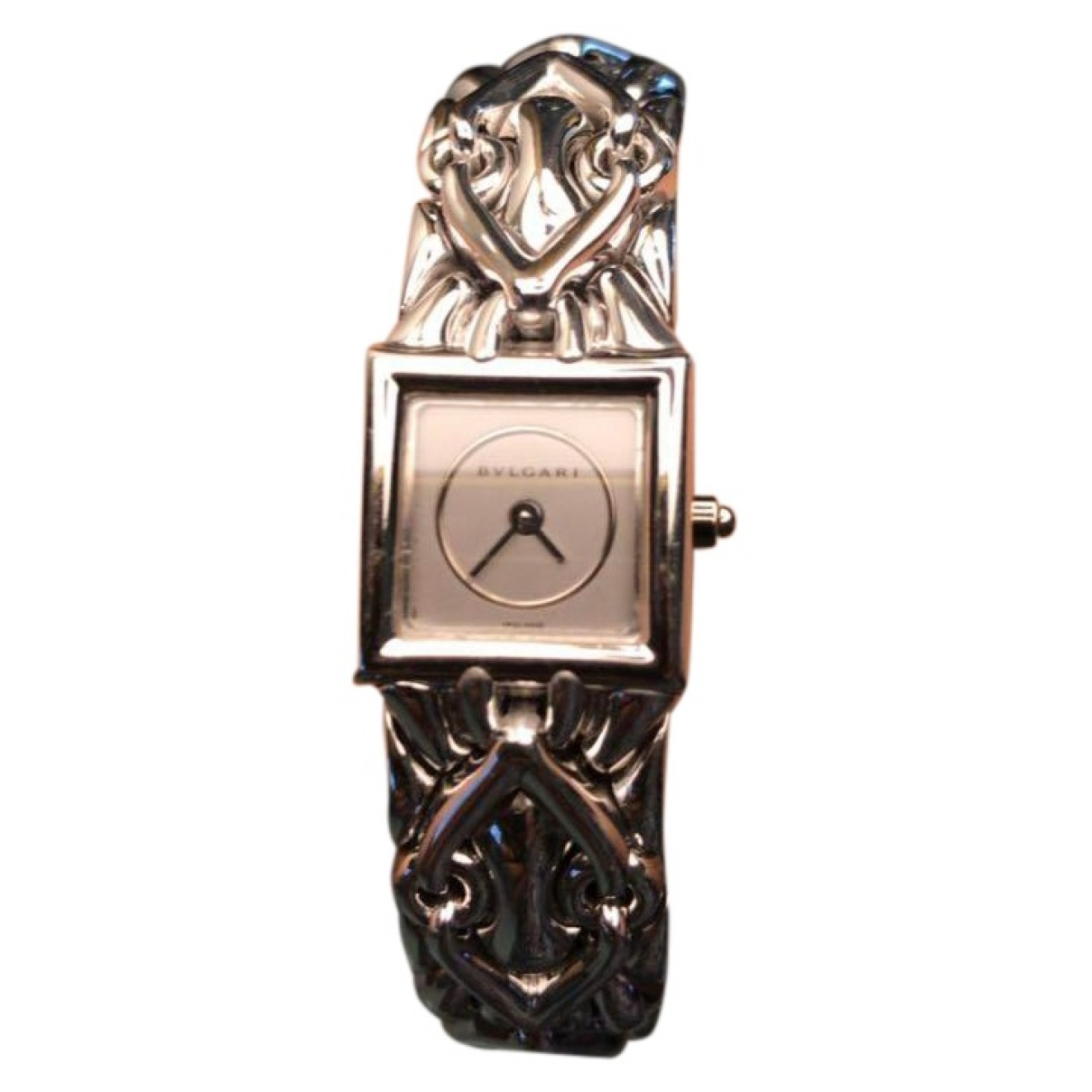 Reloj de Oro blanco Bvlgari