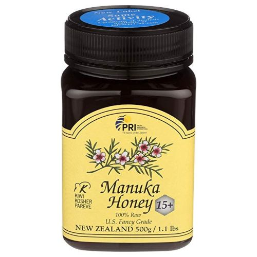 Manuka Honey Bio Active 15 Plus 1.1 lbs by Pacific Resources