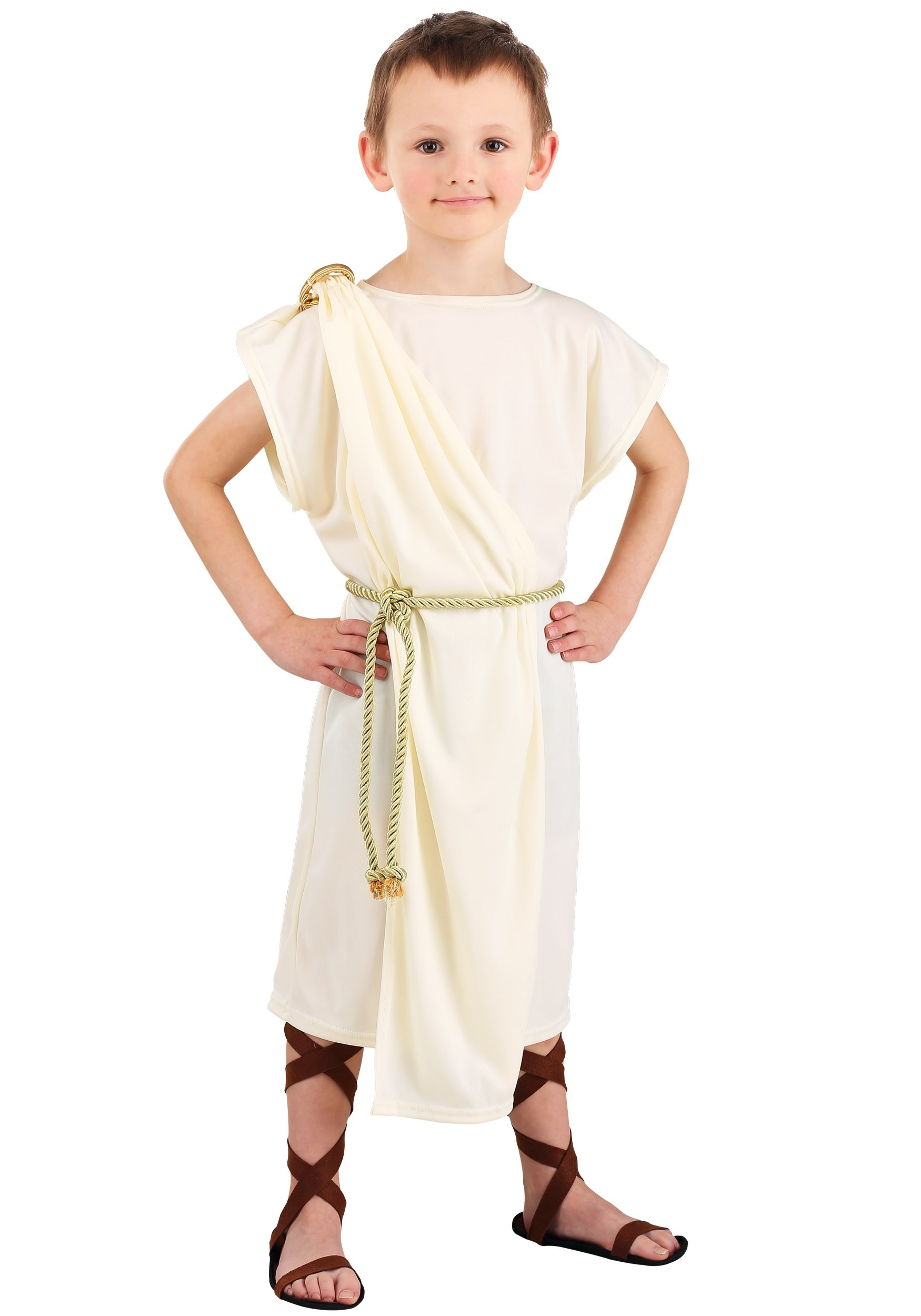 Toga Costume for Toddlers