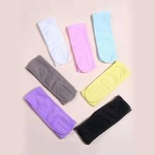 1pc Random Wash Face Velcro Headband