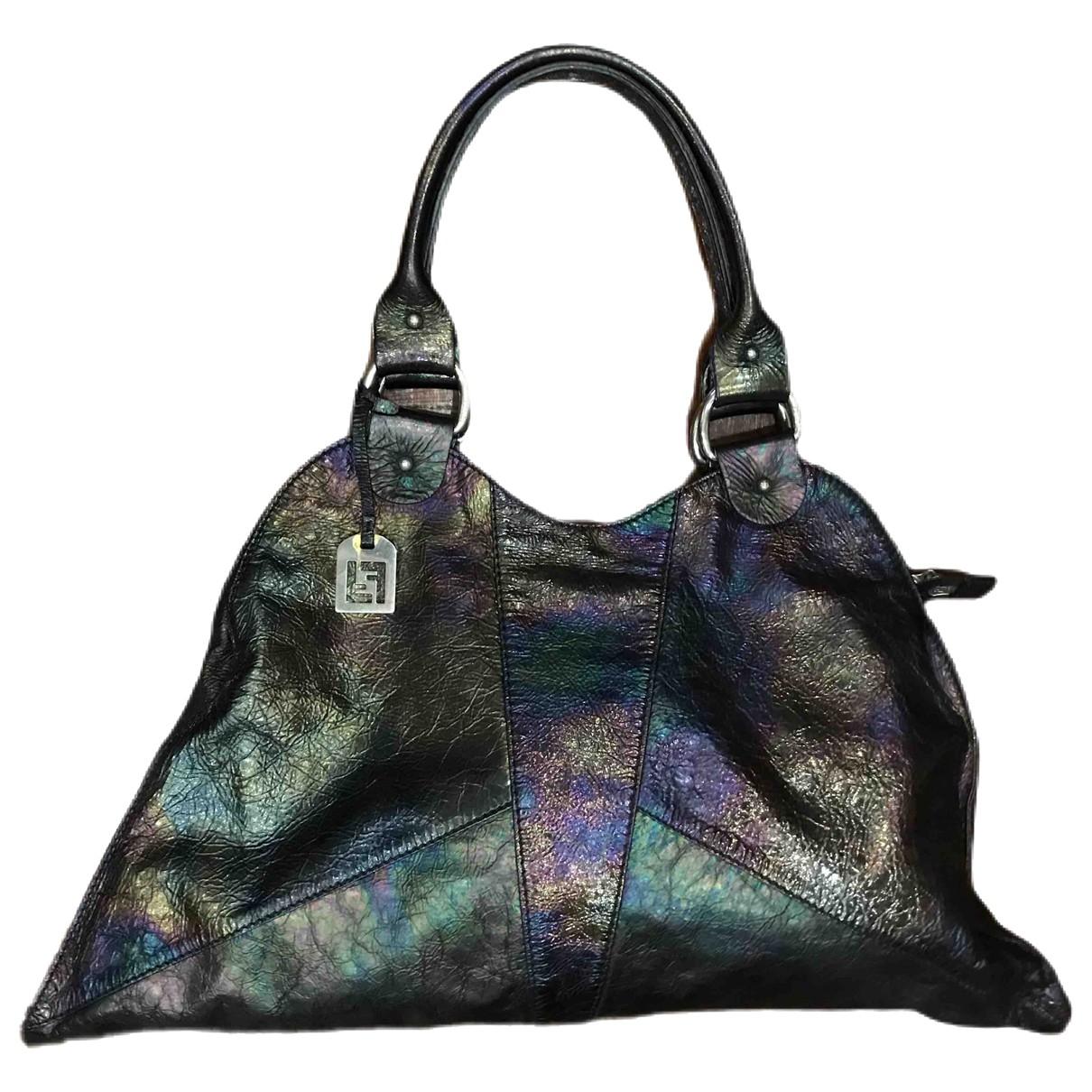 Fendi \N Multicolour Leather handbag for Women \N