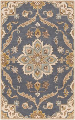 Caesar CAE-1205 8' x 11' Rectangle Traditional Rug in