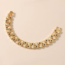 Simple Gold Bracelet