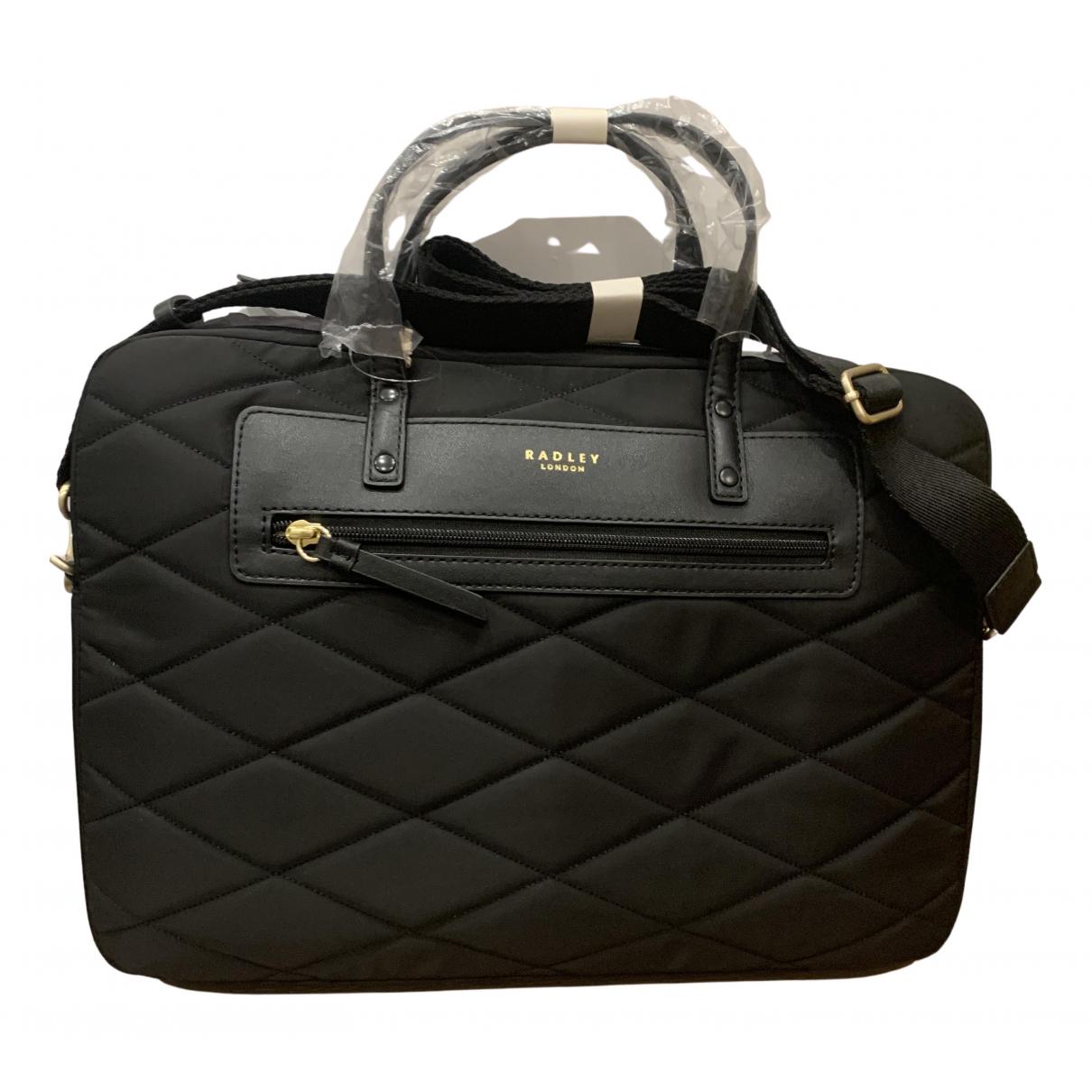 Radley London N Black Cloth handbag for Women N