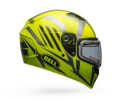 Bell Racing 7090725 Qualifier Snow Helmet w/ Dual Shield